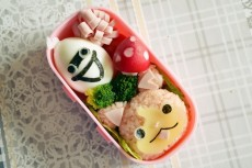 Kochkurs: Yokai Watch-Bento